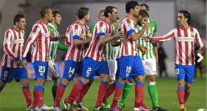 Betis-Atletico