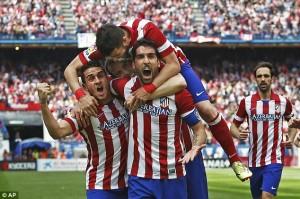 Atleti-Villarreal